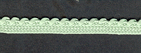 Braid Light Green, price per mtr