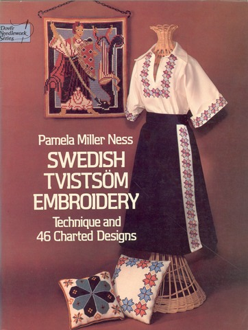 Swedish Tvistsom Embroidery