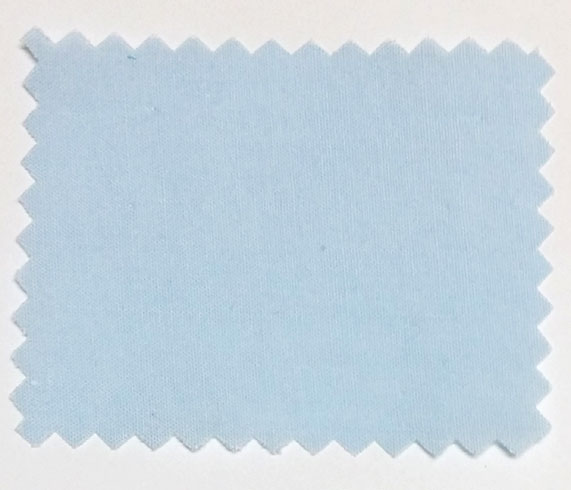 Polycotton Poplin, Light Blue