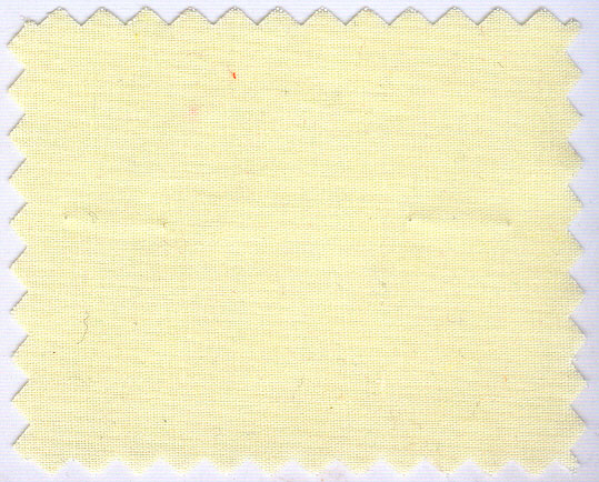 Polycotton Poplin, Lemon