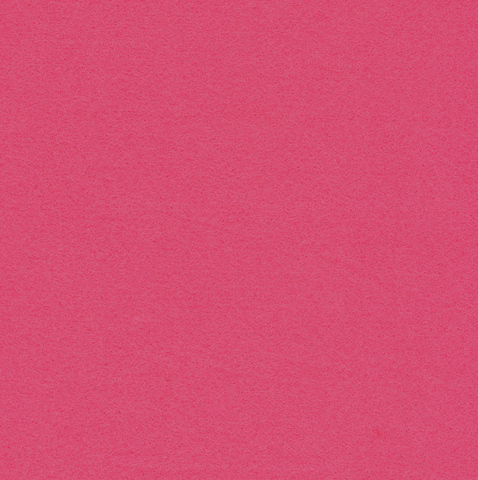 "Felt Square 9x12"" Hot Pink - Click Image to Close"