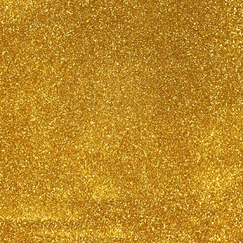 Fine Glitter .3mm 500g, Dark Gold