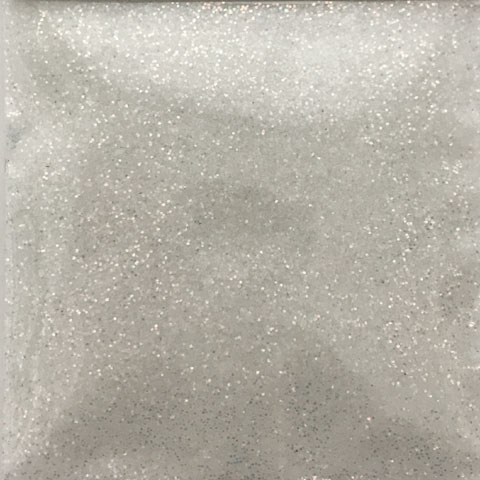 Fine Glitter .3mm 6g Sachet, White Rainbow