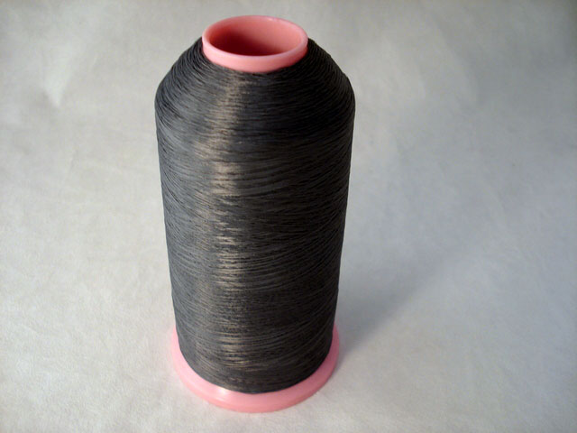 10000m Thread Over Locking 100% Polyester Grey