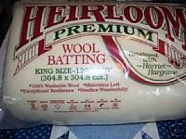 Heirloom Wool