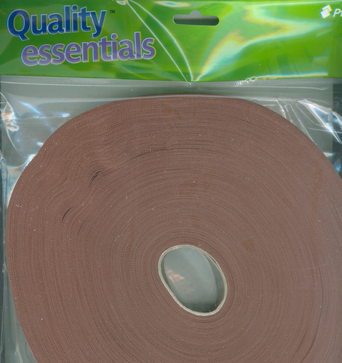 25mm Knitting Nylon 15 Brown approx 265g