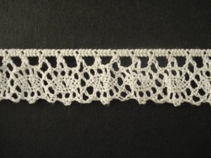 Lace Elastic 218311 Natural price per mt