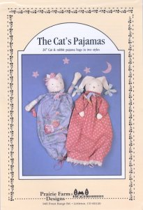 The Cat's Pajamas Pattern