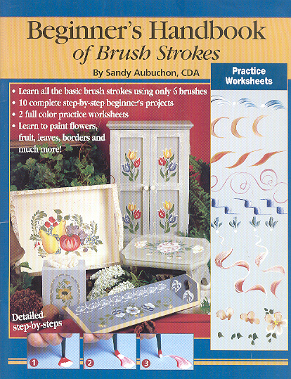 Beginner's Handbook of Brush Strokes