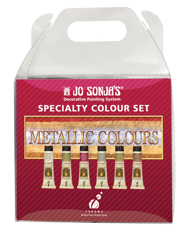 Jo Sonja Metallic Specialty