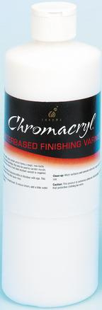 Chromacryl Finishing Varnish 500ml