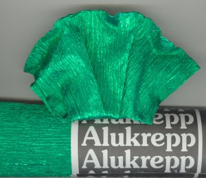 Alukrepp Aluminium Wrapping Sheet Single Roll