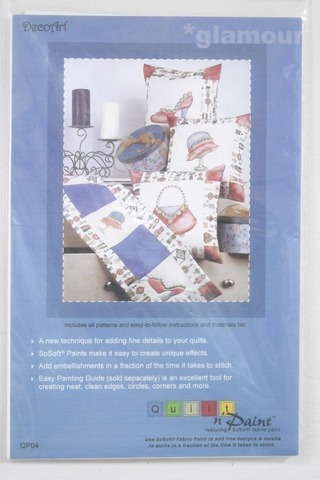 Glamour Quilt (Pillow)