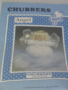 Chubbers Angel Pattern and Materials