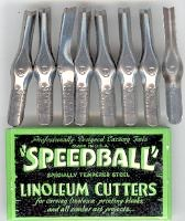 Speedball Lino Cutters (Box x12) No3