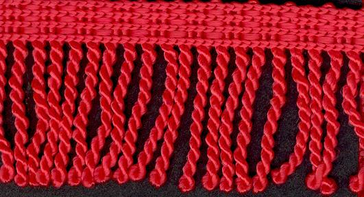 Rayon Bullion 35mm Scarlet