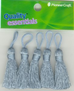 Tassels 35mm 71 Light Blue