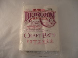Heirloom Organic Cotton w/ Scrim