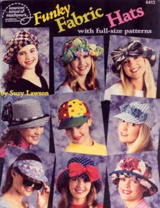 Funky Fabric Hats