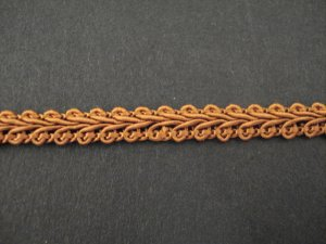 Gimp Braid Tan, price per mt