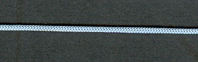 Knit Cord Light Blue, per mtr