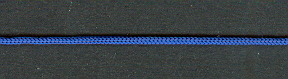 Knit Cord Royal Blue, per mtr