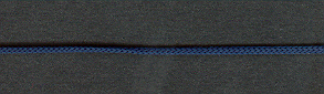 Knit Cord Navy Blue, per mtr