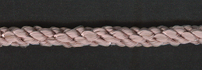 Cushion Cord Natural, Dusty Rose, Price per mt