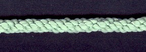 Cushion Cord Natural, Willow Green, Price per mt