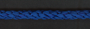 Cushion Cord Natural, Irish Blue, Price per mt