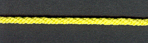 Lacing Cord Citron; price per mtr