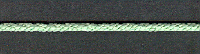 Lacing Cord Light/Green; price per mtr