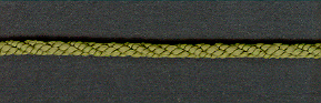 Lacing Cord Mist Green; price per mtr