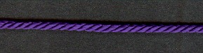3 Ply Cord Purple; price per mtr