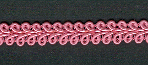 Gimp Braid per mtr; Hot Pink, price per mtr