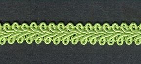 Gimp Braid per mtr; Citrus, price per mtr