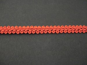 Gimp Braid Scarlet, price per mt