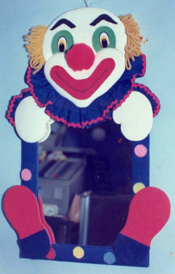 Clown Frame Kit with insructions