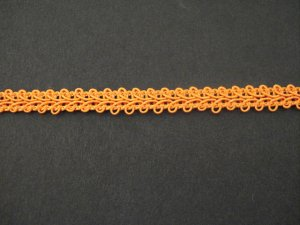 Gimp Braid Tangerine, price per mt