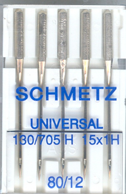 Schmetz 705H Machine 80 (Pk5)
