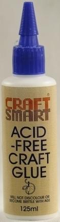 CS Acid Free Glue 125ml