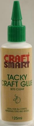 CS Tacky Glue 125ml