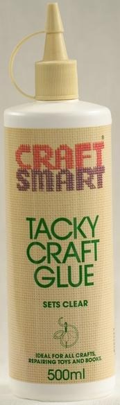 CS Tacky Glue 500ml