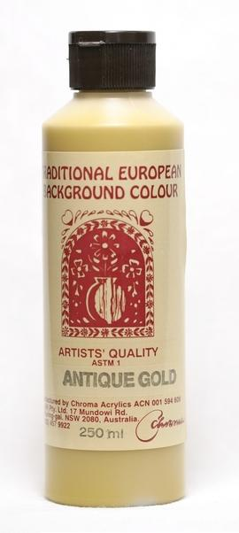 Jo Sonja Background Antique Gold 250ml