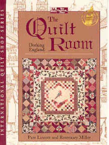 The Quilt Room: Dorking, England