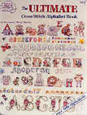 The Ultimate Cross Stitch Alphabet Book