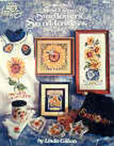 Sunflowers, Sunflowers, Sunflowers: Cross Stitch
