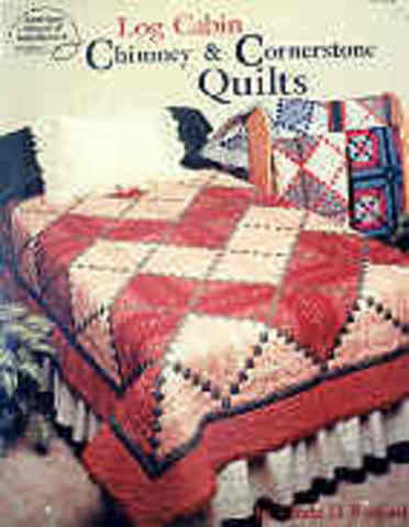 Log Cab: Chimney and Cornerstone Quilts
