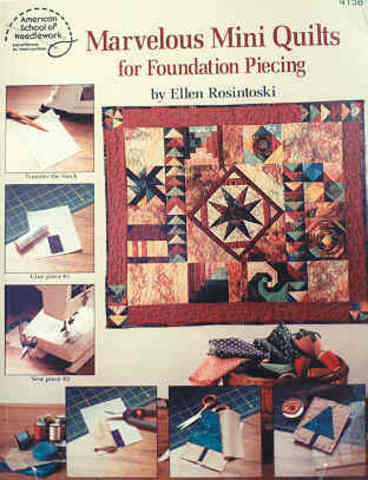 Marvellous Mini Quilts for Foundation Piecing