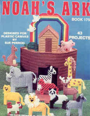 Noah's Ark: Designed for Plastic Canvas